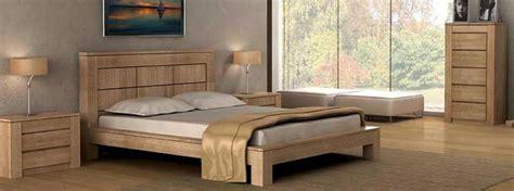 chambre bois massif adulte chambre bois