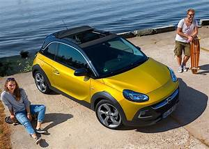 OPEL Adam Rocks specs - 2014, 2015, 2016, 2017, 2018