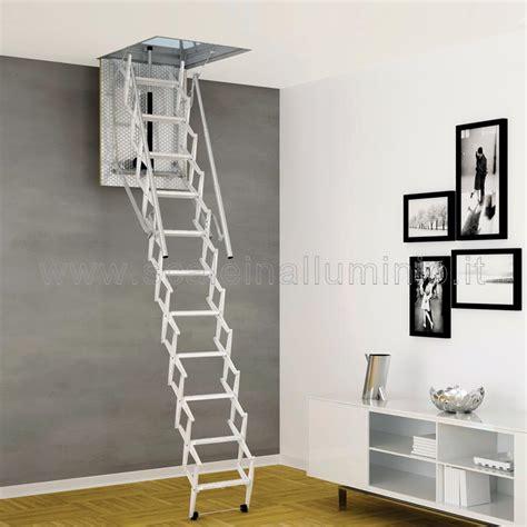 scala estensibile da soffitta scale retrattili per soffitte e sottotetti motorizzata 50 x 90