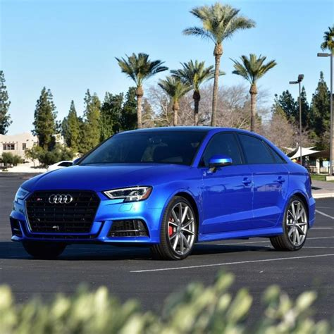 Audi S3 Reliability by 2018 Audi A3 S3 Rs3 Photos Car Photos Truedelta