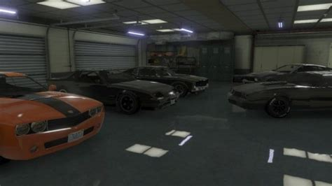 Gta 5 Garage Cars Offline by Gta 5 Vehicle Garages Guide How To Store Vehicles