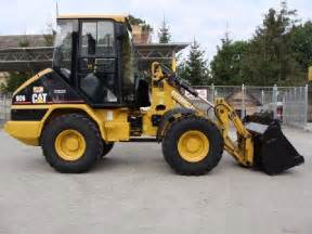 cat loader construction machinery loaders wheel mobile loaders