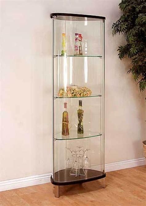 glass curio cabinet furniture fashion10 corner curio cabinets ideas and designs