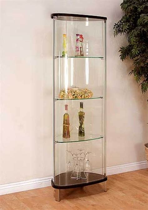 corner display with glass doors furniture fashion10 corner curio cabinets ideas and designs