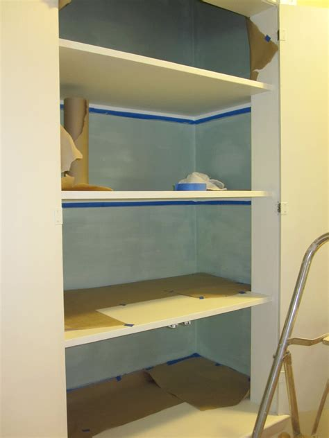 painted pantry