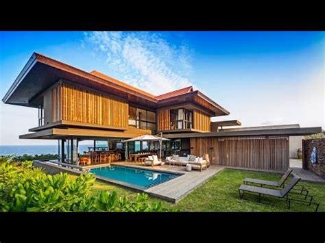 contemporay house ideas fushion  tropical modern