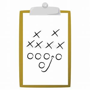 Coach U0026 39 S Clipboard Stock Vector  Illustration Of Hold