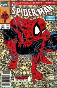 Todd McFarlane Comic Book Covers