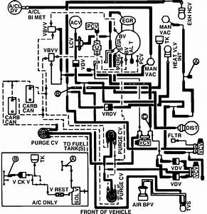 Need A Complete Vacuum Diagram For 87 F250 5 8l Ho