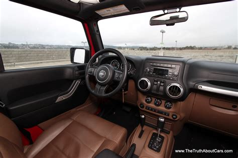 jeep rubicon interior 2012 jeep wrangler rubicon interior gauge cluster