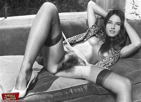 Classic Girl Porn Bushy Sixties Ladies Spr Xxx Dessert Picture 1