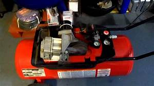 Husky 5hp 15 Gallon 150 Max Psi Compressor