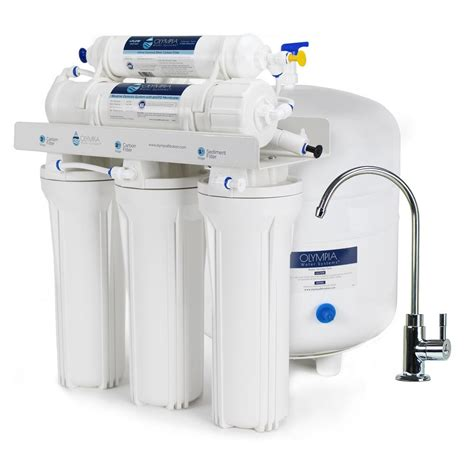 under sink filtration system olympia water systems 5 stage under sink reverse osmosis