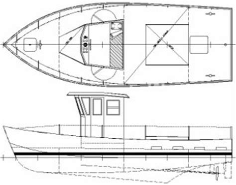 Steel Work Boat Plans by Commercial Fishing Boat Building Plans Sea Fishing