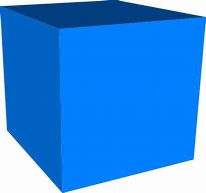 Cube 3d Clipart Clip Cubes Clker Vector