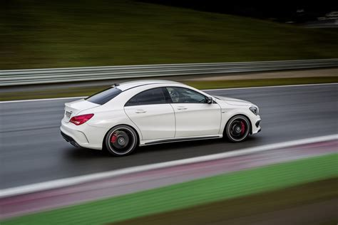 mercedes cla  amg picture  car review