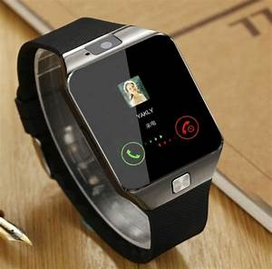 Relógio Celular Bluetooth Inteligente Smartwatch Câmera ...
