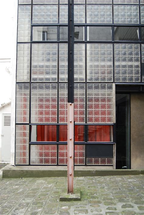 maison de verre by chareau and bernard