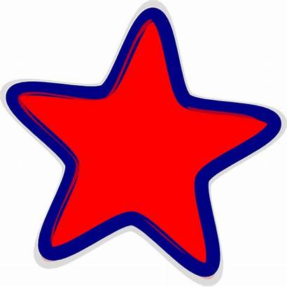 Clip Star Stars Clipart Cliparts Clker Royalty