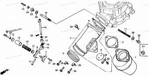 Honda Motorcycle 1986 Oem Parts Diagram For Exhaust