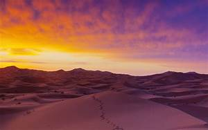 Sahara Desert Sand Dunes Wallpapers | HD Wallpapers | ID ...