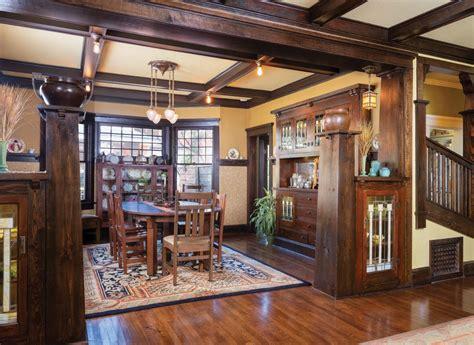 A Texas Bungalow Craftsman bungalows Bungalow interiors