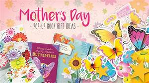 Mother's Day Gift Ideas - Best Pop-up Books