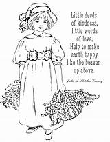 Kindness Coloring Quotes Printable Lavender Lilac Flowers Quote Poems Lilacs Printables Graphics Quotesgram Below Sheets Embroidery Card sketch template