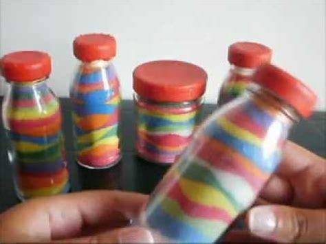 il sale da cucina tutorial bottigliette di vetro con il sale da cucina