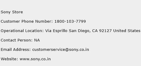 sony customer support phone number sony customer service phone number toll free