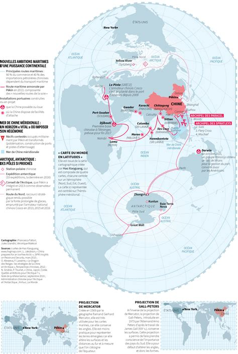 Shanghai Carte Du Monde by Info Carte Monde Chine