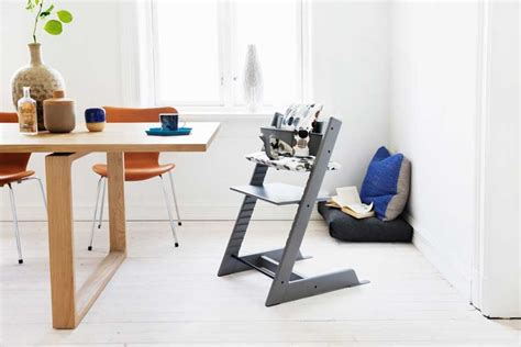 chaise stokke steps tripp trapp high chair by stokke lookbox living