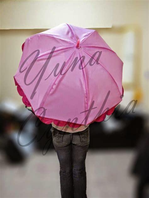 Yuna Cynthia: Tutorial Parasol Princess Peach