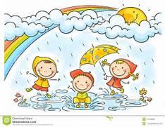 Rainy season clipart -...