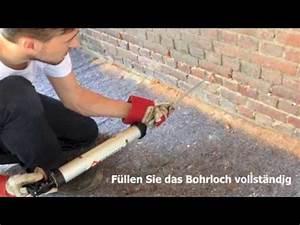 Feuchtigkeit Im Mauerwerk : aufsteigende feuchtigkeit im mauerwerk selbst bek mpfen ~ Michelbontemps.com Haus und Dekorationen