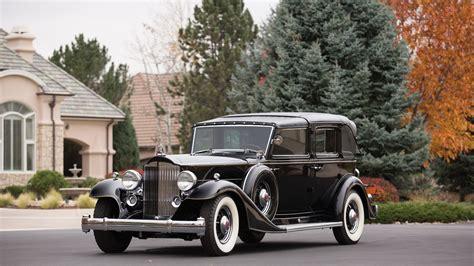 Wallpaper Packard Twelve, retro, Packard, classic cars ...