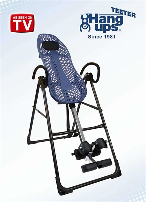 teeter inversion table instructional video teeter ep 850 inversion table blemished free fedex free