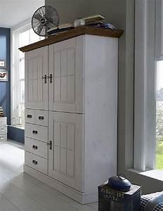 Esszimmerschrank Weiß Hochglanz : highboard kiefer massiv wohnzimmerschrank wei bernstein ~ Frokenaadalensverden.com Haus und Dekorationen