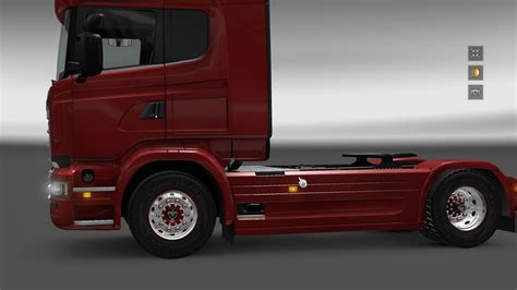 scania wheels ets euro truck simulator  mods