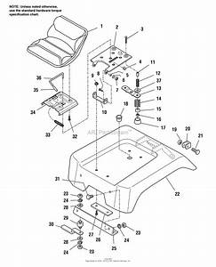 Simplicity 1693408  Ps And 48 U0026quot  Mower Deck Parts Diagram For Seat