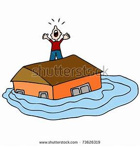 Stock Images similar to ID 100995136 - an image of a flood ...