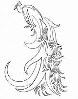 Peacock Awesome Coloring Pages Categories sketch template