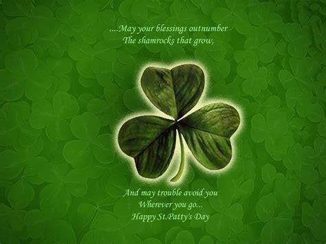 Happy St Patricks Day Quotes Quotesgram