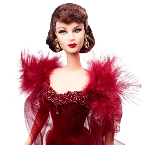 doll collectors barbie collector gone with the wind 75th anniversary scarlett o hara doll