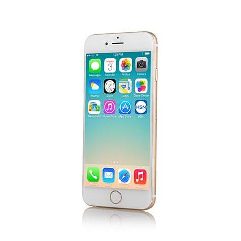 iphone 6 cricket apple iphone 6 16gb smartphone cricket wireless gold