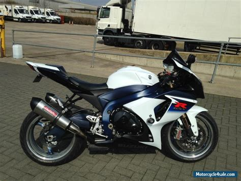 1000 Suzuki Gsxr For Sale by 2010 Suzuki Gsxr 1000 L0 For Sale In United Kingdom