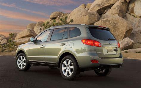 Hyundai Santa Fe Backgrounds by Hyundai Santa Fe Gls Se Limited Free Widescreen
