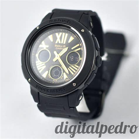 casio g shock black casio baby g bga 153 1b digital pedro