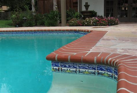 Pool Coping And Tile Ideas Pool Design Ideas