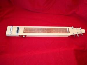 Lap Steel Guitar - Woodworking Blog Videos Plans